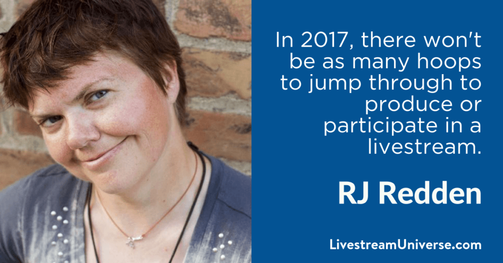 RJ Redden 2017 Prediction Livestream Universe