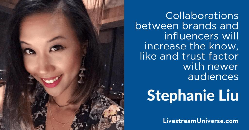 Stephanie Liu 2017 Prediction Livestream Universe