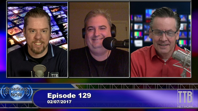 Broadcast Now Ross Brand Stephen Heywood Marty McPadden The Tech Buzz