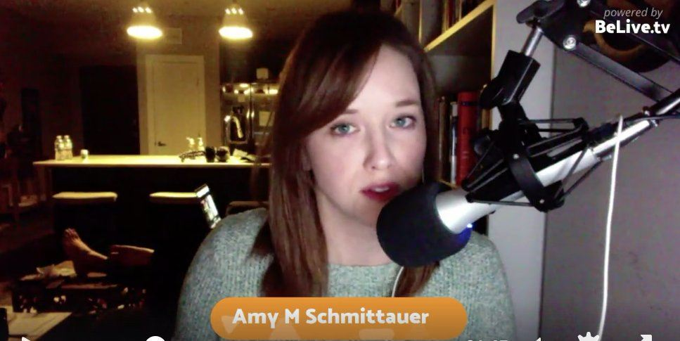 Amy Schmittauer Livestream Universe Stars
