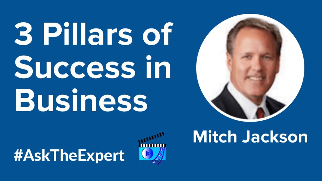 Mitch Jackson Livestream Universe Ask The Expert
