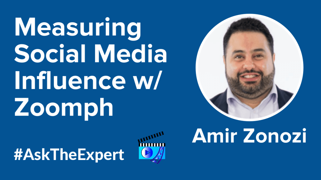 Amir Zonozi Zoomph Livestream Universe Ask The Expert