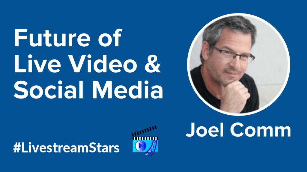 Joel Comm Livestream Universe Straz