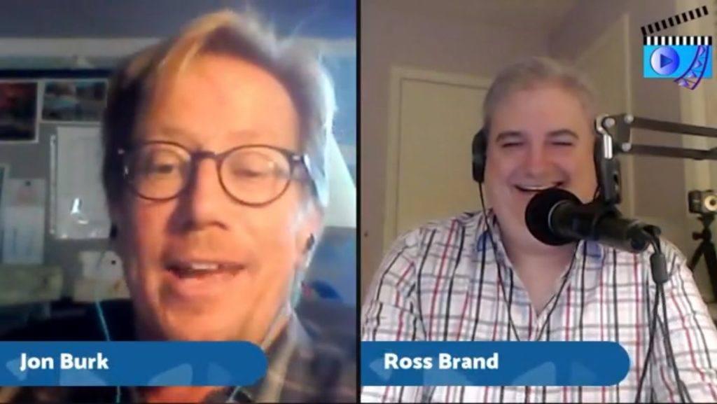Jon Burk Roker Media Ross Brand Livestream Universe