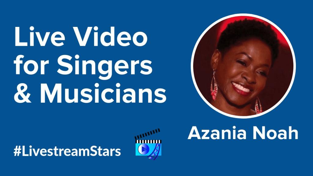 azania noah livestream universe stars