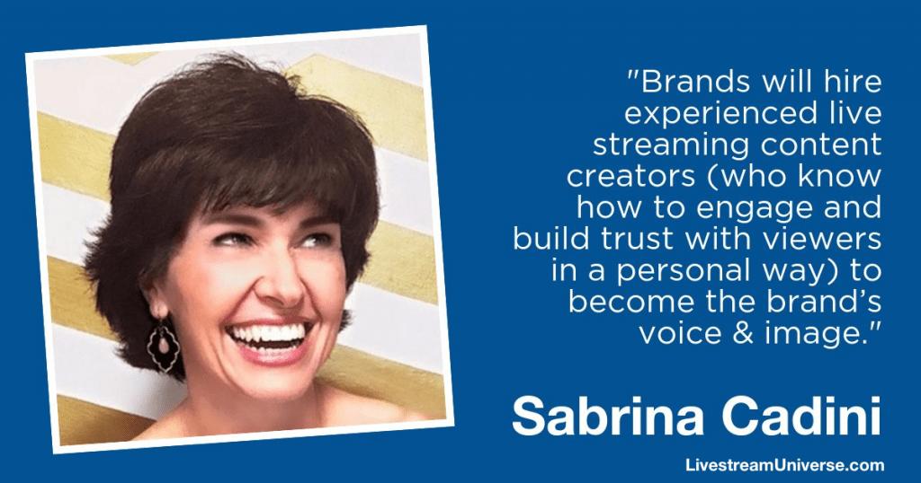 Sabrina_Cadini_2018_predictions_livestream_universe