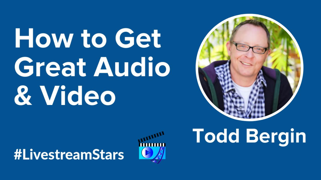Todd Bergin Todd.Live Livestream Universe Stars