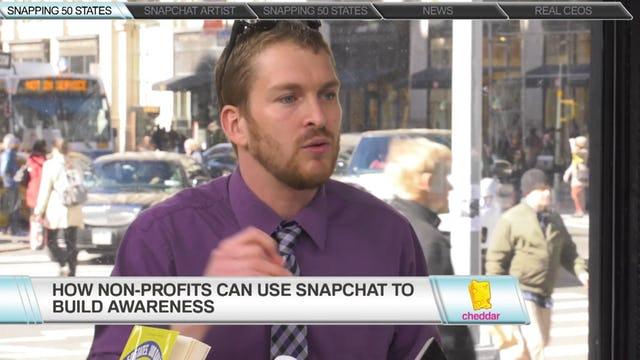 Chris Strub Snapchat Cheddar