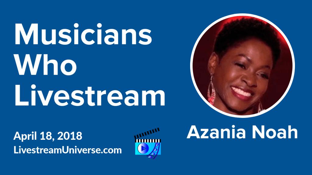 Azania Noah Livestream Universe Update