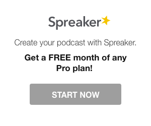 Spreaker free month