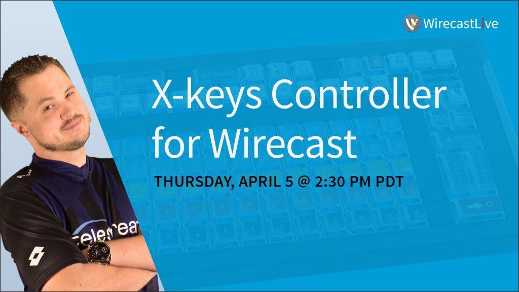 Wirecast 9 Beta