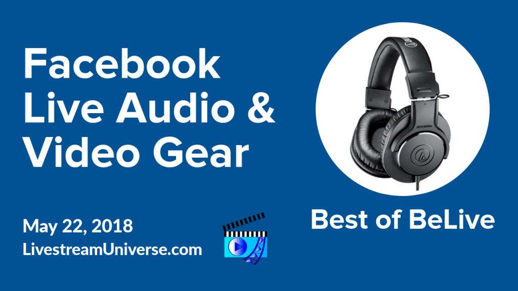 Best of BeLive Audio Video Gear