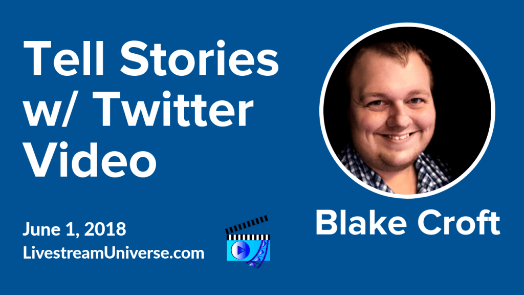 Blake Croft Twitter Video