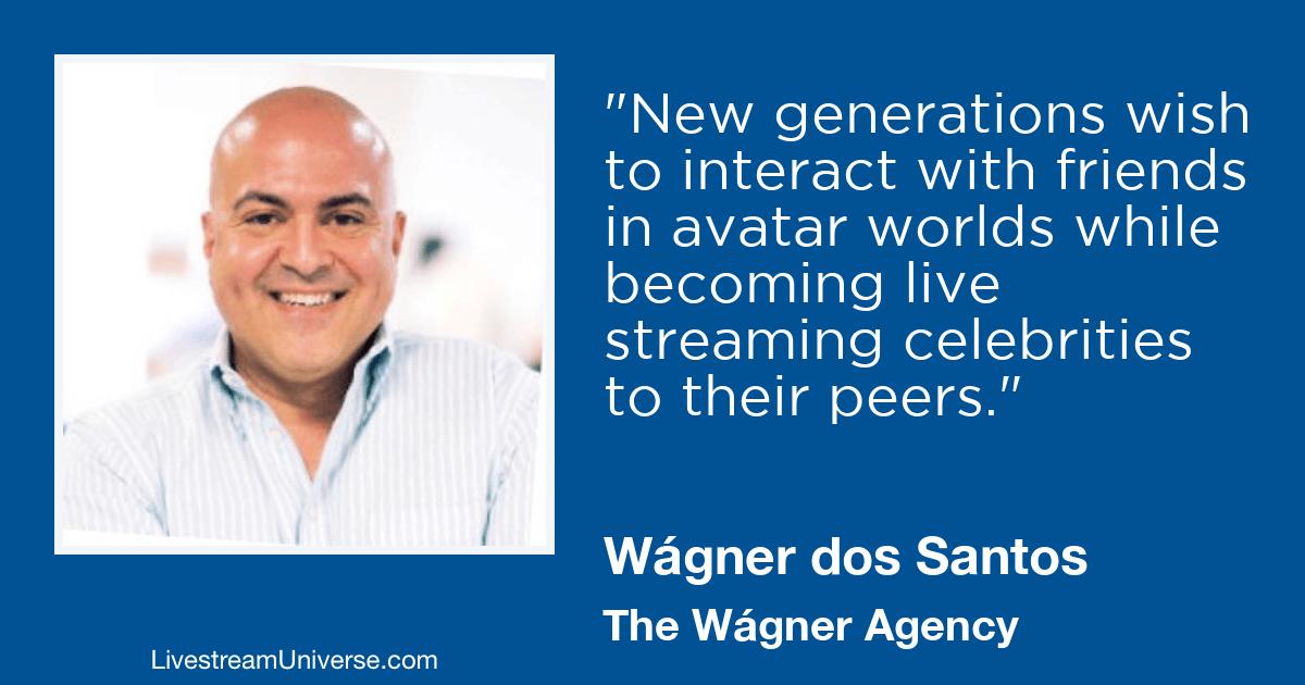 Wagner dos Santos 2019 Prediction Livestream Universe