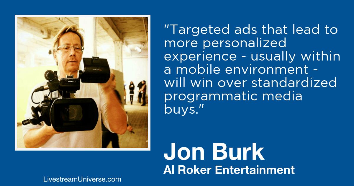 jon burk livestream universe 2019 predictions