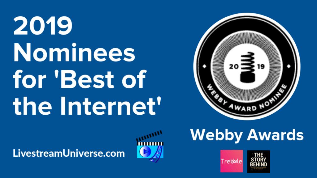 2019 Webby Awards