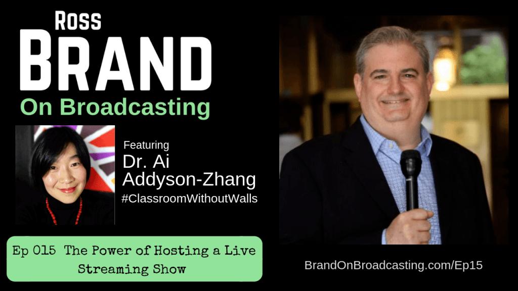 Ai Addyson Zhang Ep 15 Brand On Broadcasting