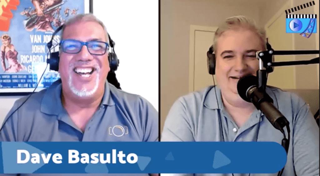 Dave Basulto iographer ross brand livestream universe
