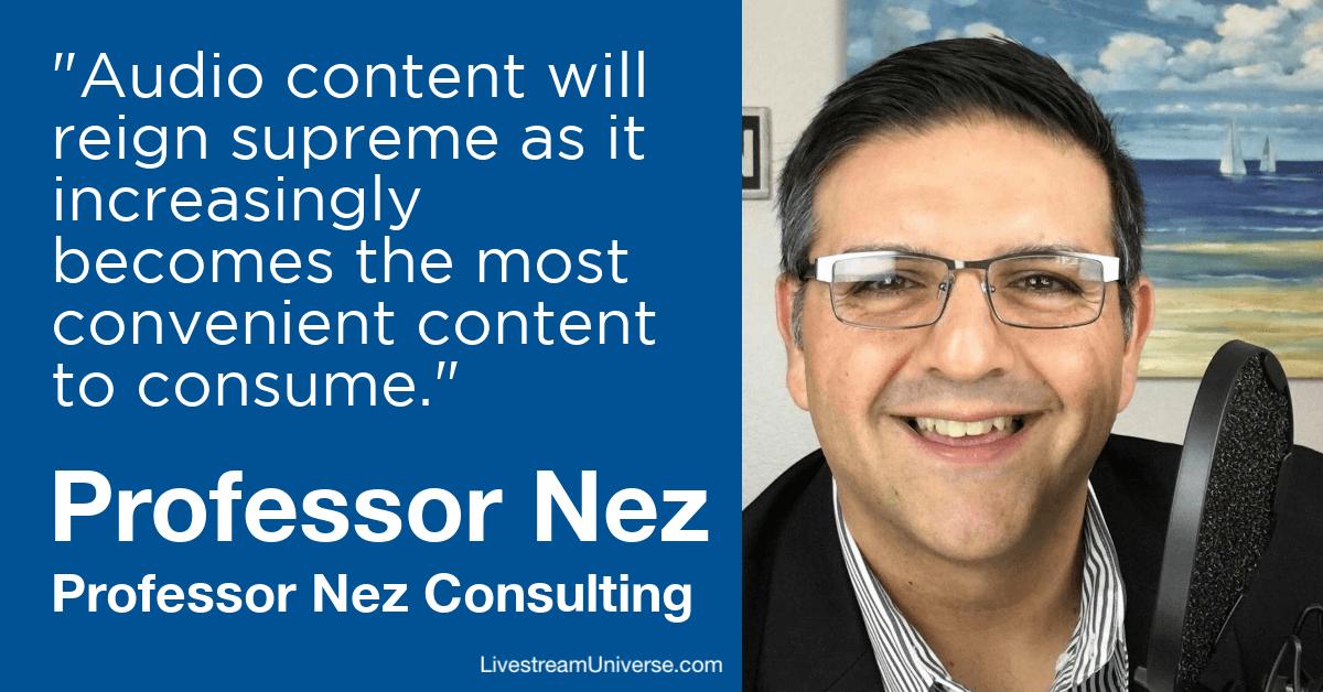 professor nez consulting livestream universe predictions 2020