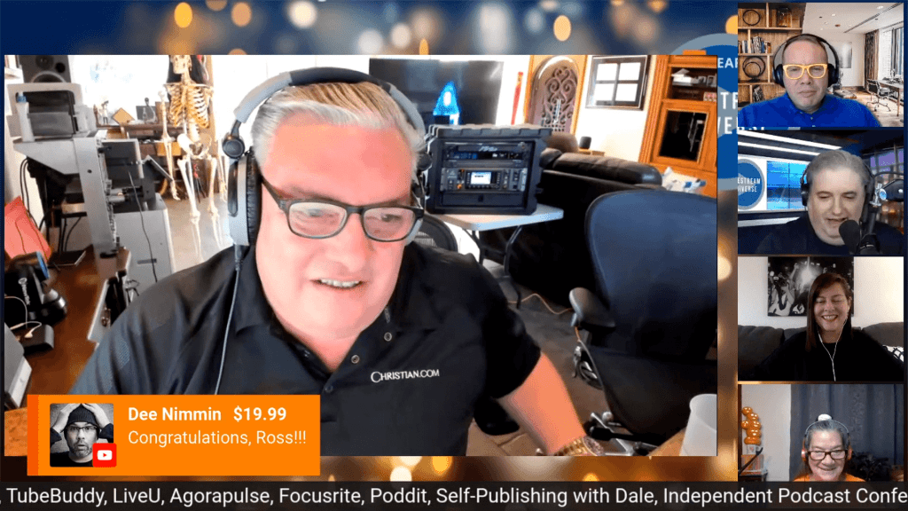 john pretto ross brand predictions for live streaming 2021