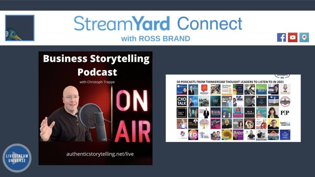 Business Storytelling Podcast