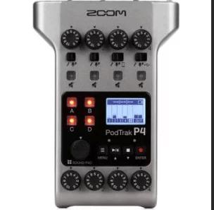 Zoom Podtrak P4