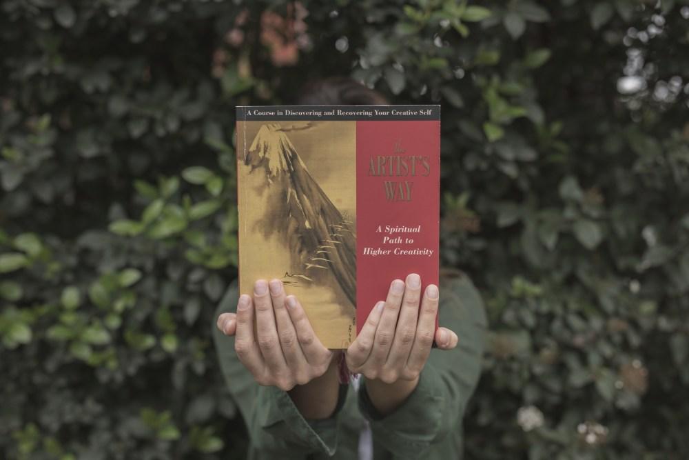 The Artist´s Way, Julia Cameron   The Book  