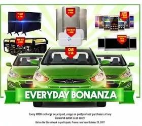Glo Everyday Bonanza and Jumbo SIM