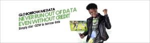 How to Borrow Data from Glo Nigeria