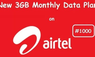How to Activate Airtel 3GB Data For N1000 in 2018