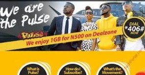 get Free ₦2000 Bonus with ₦100 Recharge on MTN Pulse
