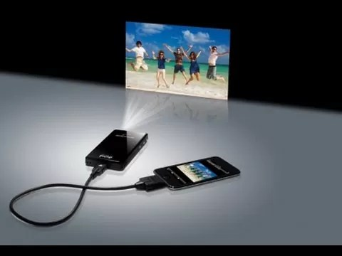 Connect Your Smartphone to Projector