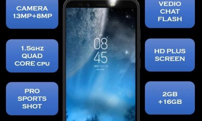 Tecno Camon iAce Specifications and Price in Nigeria