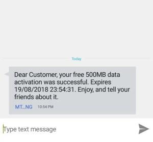 How to Get Free MTN 500MB Data Bonus in 2020