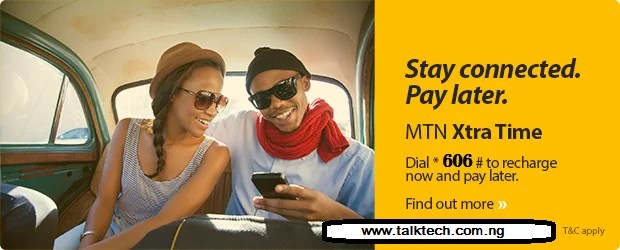How to Borrow Credit from MTN Network