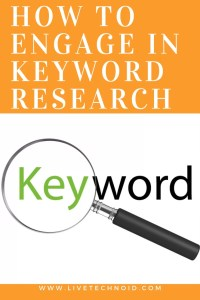 How to Engage in Keyword Research