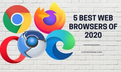 5 Best Web Browsers of 2020