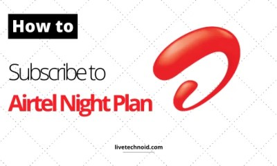 How to Subscribe to Airtel Night Plan