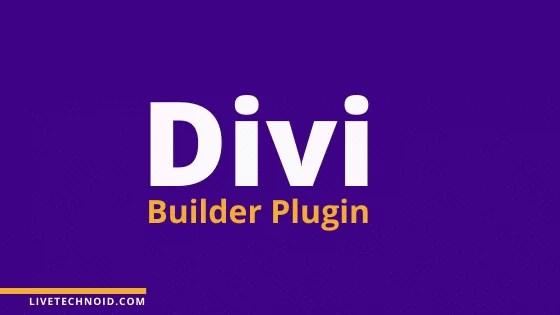 Divi Builder v4.9.3 WordPress Page Builder Plugin Free Download