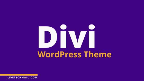 Divi v4.9.10 Premium Multi-Purpose WordPress Theme Free Download