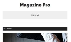 Latest Magazine Pro Genesis Child Theme Free Download