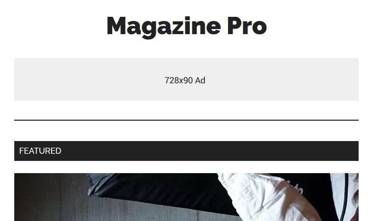 Latest Magazine Pro Genesis Child Theme Free Download