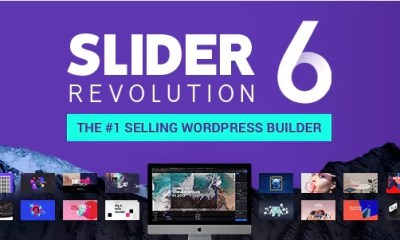 Download Slider Revolution v6.2.12 Premium WordPress Slider Plugin
