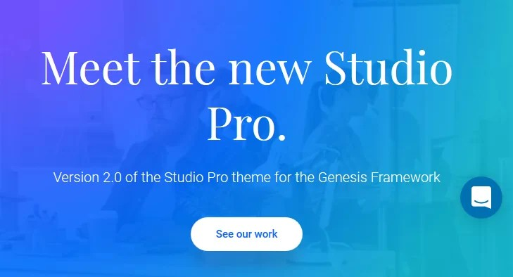 Latest Studio Pro Genesis Child Theme Free Download