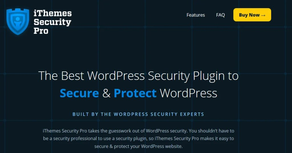 Latest iThemes Security Pro WordPress Plugin Free Download