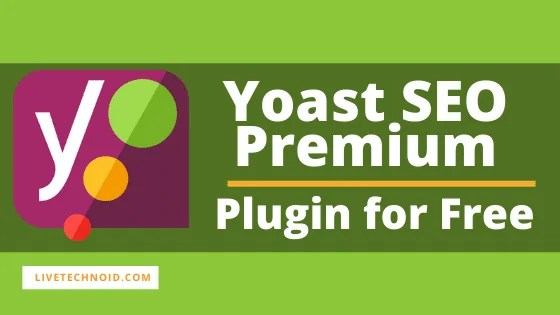 Download Latest Yoast SEO Premium Plugin v14.3 for Free