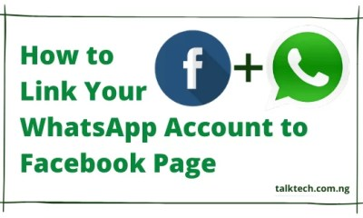 How to Link Your WhatsApp Account to Facebook Page