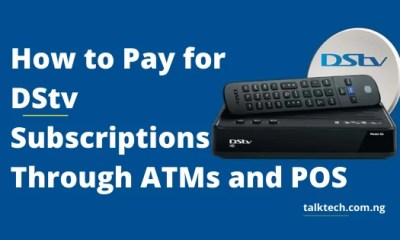 How to Pay for DStv Subscriptions Through ATMs and POS