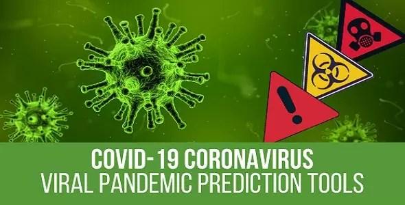 COVID-19 Coronavirus v1.2.1 WordPress Viral Pandemic Prediction Plugin