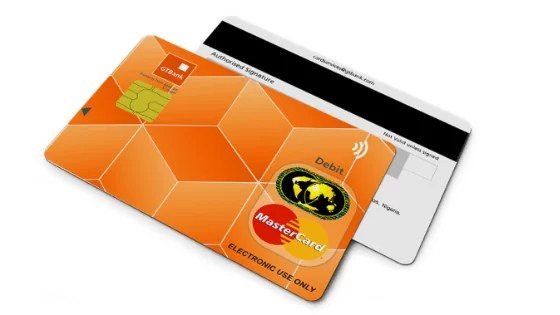 How to Request for GTBank ATM Card Online